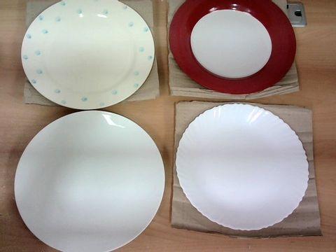 ROYAL WORCESTER DINNER PLATE SET