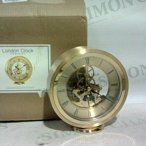 THE LONDON CLOCK COMPANY - CLOCK (STOCK CODE: 02113)