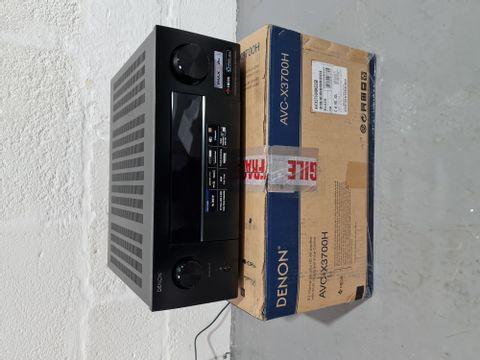 DENON AVRX4500 9.2 CHANNEL FULL 4K UHD AV RECEIVER - BLACK