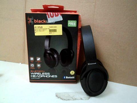 BLACKWEB BLUETOOTH WIRELESS HEADPHONES
