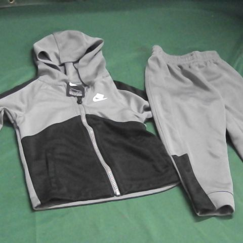 NIKE GREY TRACKSUIT 24 MONTHS