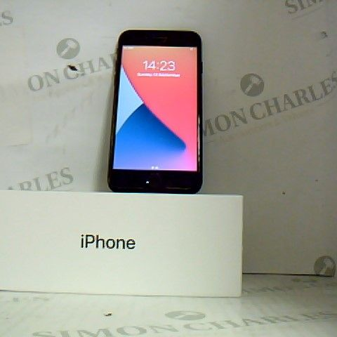BOXED BLACK IPHONE 7 - MODEL A1778