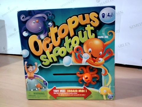 OCTOPUS SHOOTOUT GAME  4+