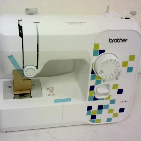 BROTHER METAL CHASSIS SEWING MACHINE