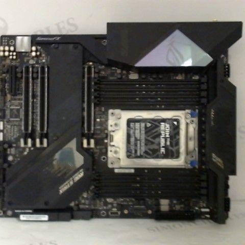 ASUS ROG STRIX TRX40-E AMD STRX40 3RD GEN THREADRIPPER ATX HEDT MOTHERBOARD