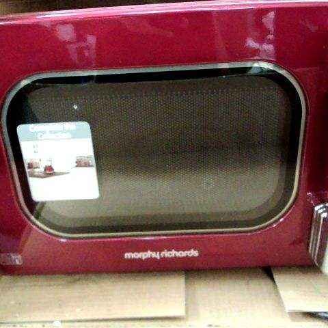 MORPHY RICHARDS ACCENTS 20L 800 W MICROWAVE