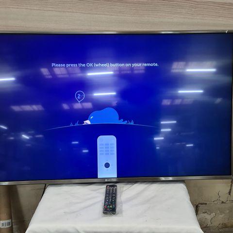 LG 49UJ670 49 INCH 4K SMART TELEVISION