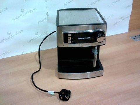 EXCELVAN E-BL004 COFFEE MACHINE