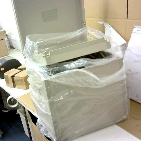 K BY KELLY HOPPEN BOXED SET OF NESTING STORAGE BOXES