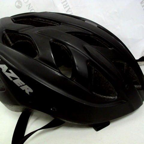 LAZER BLACK CYCLE HELMET SIZE 55-59cm