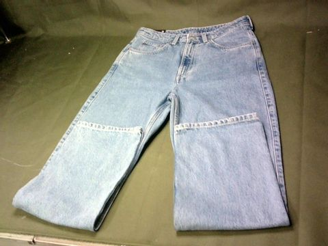 """WEEKDAY """"ROWE"""" JEANS - SIZE 28/30"""