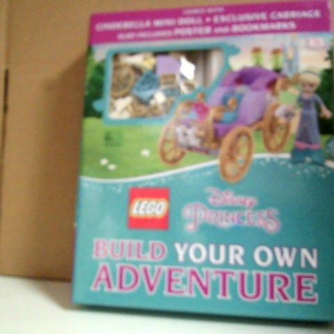 LEGO DISNEY PRINCESS - BUILD YOUR OWN ADVENTURE