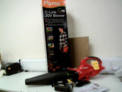 FLYMO C-LINK 20V BLOWER