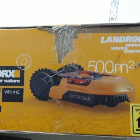 WORX WR141E M500 LANDROID ROBOTIC MOWER 500M2