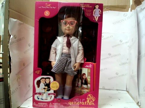 OUR GENERATION - SIA DOLL