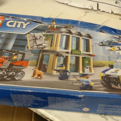 LEGO CITY FOR AGES 5-12