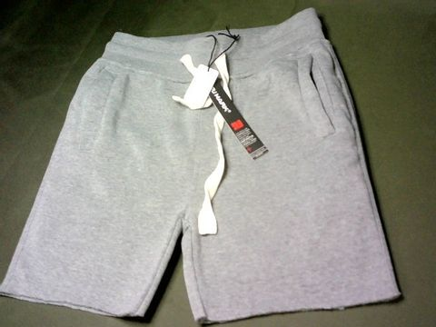 PJ MARK SOFT TOUCH SHORTS GREY SMALL