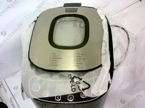 COOK ESSENTIALS BREAD MAKER WITH 12 AUTOMATIC PROGRAMMES