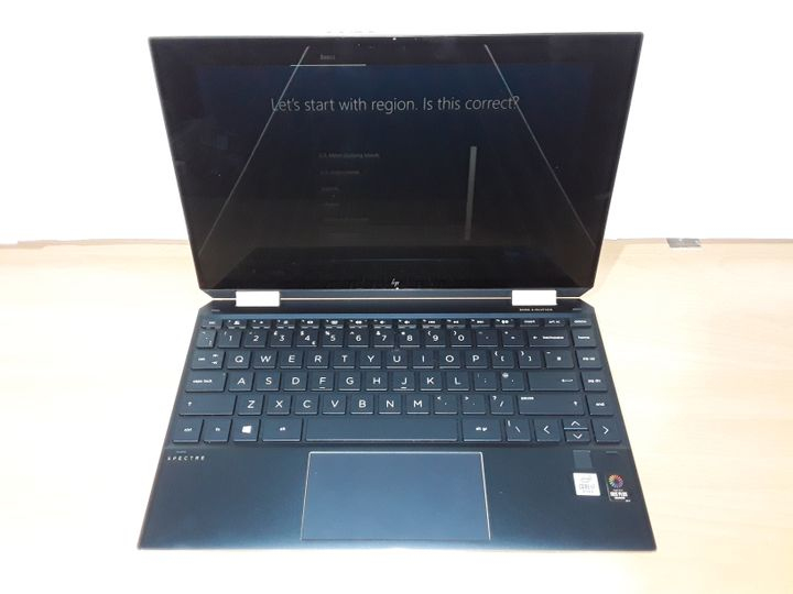 HP SPECTRE X360 INTEL CORE I-7 LAPTOP - 13-AWO117NA
