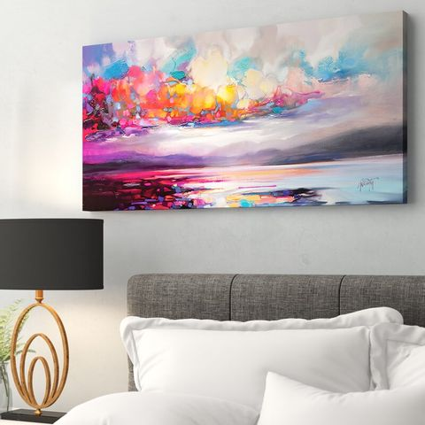STRATOCUMULUS BY SCOTT NAISMITH PAINTING PRINT