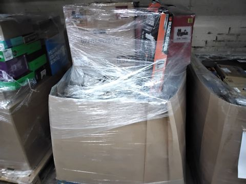 PALLET OF APPROXIMATELY 12 ASSORTED ELECTRICAL ITEMS, TO INCLUDE,
