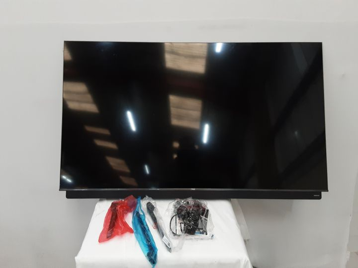 TCL 55C815K 55-INCH QLED 4K ULTRA HD SMART ANDROID TV