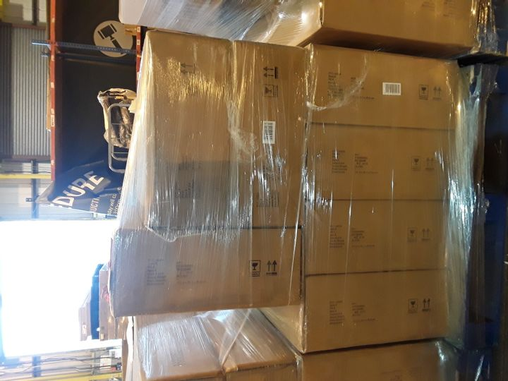 PALLET OF 7 BRAND NEW BOXED GH SLEOGH CHEST CHANGER PARTS- BOXES 1 OF 2 ONLY