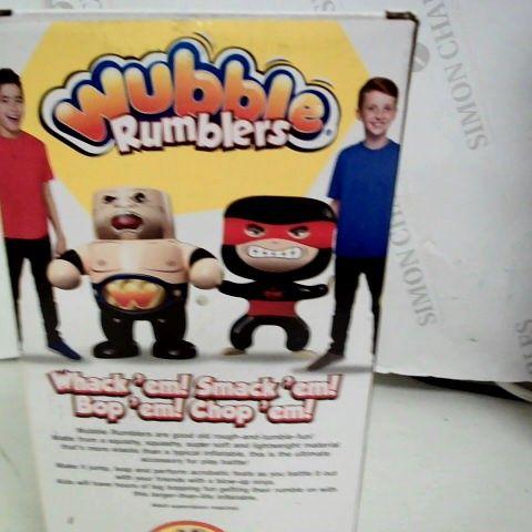WUBBLE RUMBLERS NINJA