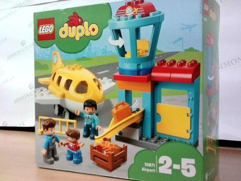 LEGO DUPLO 10871 AIRPORT 2+