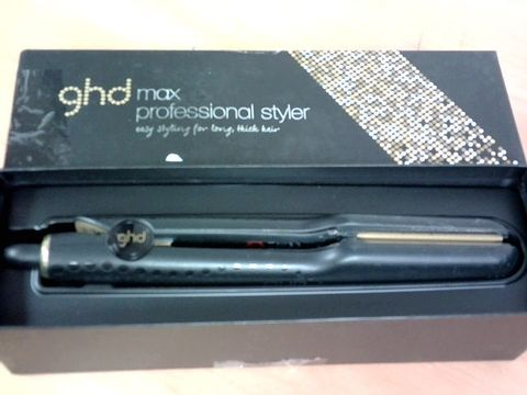 GHD MAX PROFESSIONAL HAIR STYLER