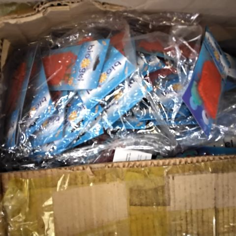 BOX OF ASSORTED BIO GEL SETS FOR PLANTS