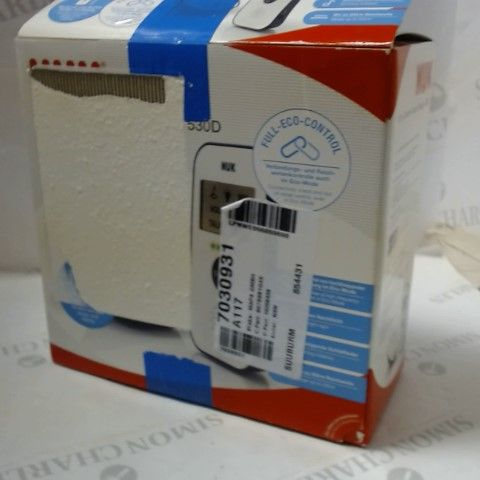NUK BABYPHONE 530D ECO CONTROL DIGITAL BABY MONITOR