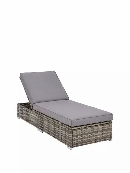 BOXED ARUBA LOUNGER CUSHION- COLLECTION ONLY RRP £219.99