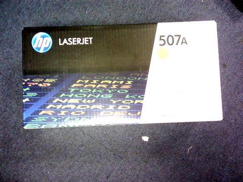 HP LASERJET 507A YELLOW JAUNE TONER M551, 500 MFP M575