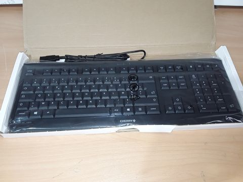 CHERRY KC 1000 CORDED KEYBOARD
