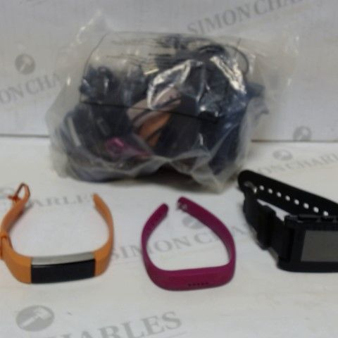 LOT OF APPROXIMATELY 12 ASSORTED FITNESS SMART BANDS