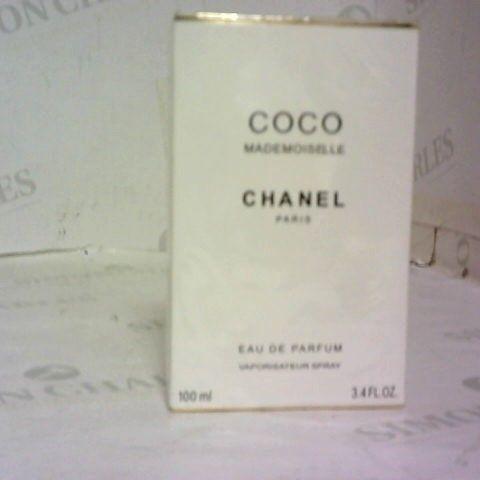 BOXED COCO MADEMOISELLE CHANEL EAU DE PARFUM 100ML