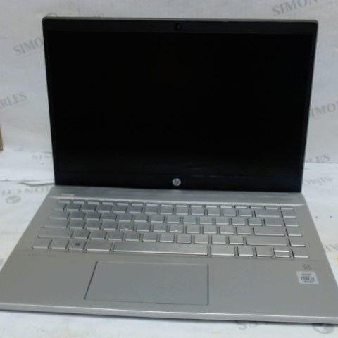 HP PAVILION 14-CE3600SA -  i3-1005G1 1.20GHz LAPTOP