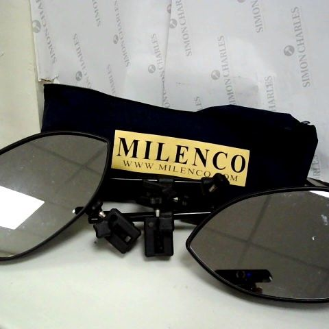 PAIR OF MILLENCO TOWING MIRRORS WITH SOFT CASE
