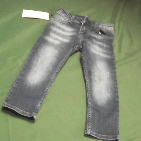 GUCCI STYLE GIRLS JEANS IT SIZE 4A