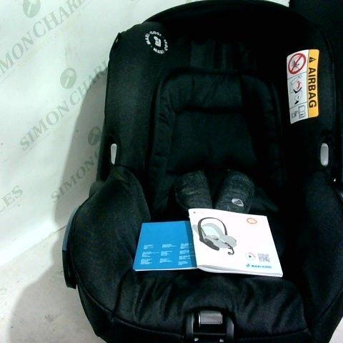 BRAND NEW MAXI COSE -BLACK BABY CAR SEAT 0-12M/0-13KG