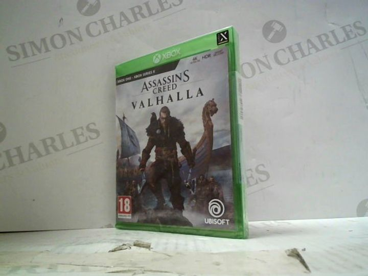 ASSASSIN'S CREED: VALHALLA  XBOX ONE GAME
