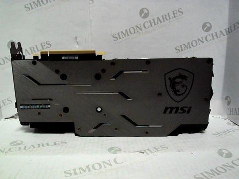 MSI NVIDIA GEFORCE RTX 2080 SUPER GAMING X TRIO GRAPHICS CARD 8GB