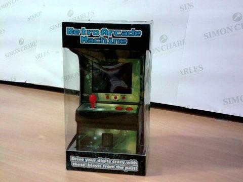 FUNTIME RETRO ARCADE MACHINE 200 GAMES