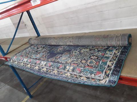 NOURISON PARISA COLLECTION BLUE RUF 160X230