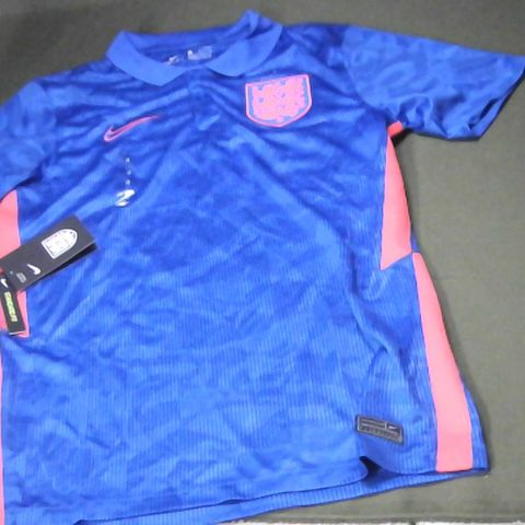 NIKE ENGLAND FOOTBALL SHIRT IN BLUE