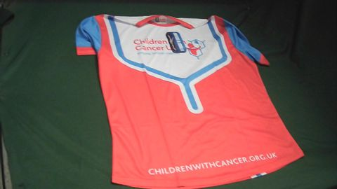 MAX ATHLETE CHILDREN WITH CANCER SPORTS TOP XL