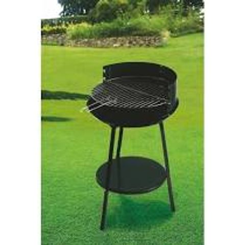 BOXED SOL 72 OUTDOOR 50.39CM CHARCOAL BBQ (1 BOX)