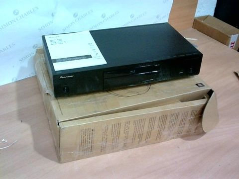 PIONEER BLU-RAY 3D PLAYER