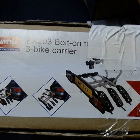 WITTER TOWBARS ZX203 CYCLE CARRIER